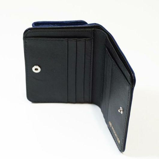 NAUGHTIAM ノーティアム 二つ折り財布 ラインプレスシリーズ